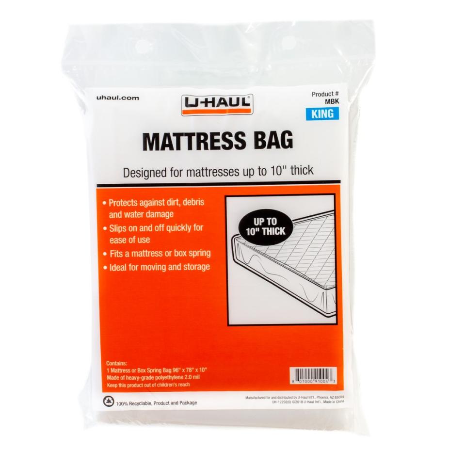Large mattress bag